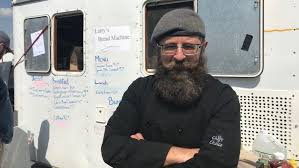 office space computer. Larry Gall Was A Computer Programmer, But After Business Layoffs, He Turned His Passion For Bread-making And Working In Kitchen Into Food Truck Office Space
