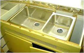 replace sink countertop replace kitchen sink how to install a kitchen sink best s within installation