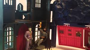 wayne manor batcave playset kenner