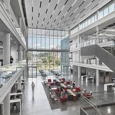 Interior design corporate office Small Mercedesbenz Usa By Gensler 2018 Best Of Year Winner For Large Office Project Futomic Designs Office Interior Design Projects
