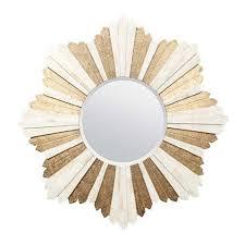 made goods marlow mirror brass bone