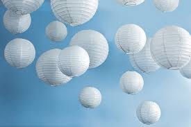 Witte Lampionnen Kopen Al Vanaf 140 Candlebagplazanl