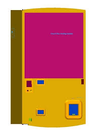 Chip Vending Machine Custom French Fries Vending Machine ManufacturerBeyondte Technology Co