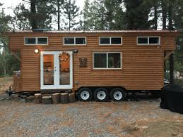 land for tiny house. Oregon Tiny House On One Acre Of Land For Sale