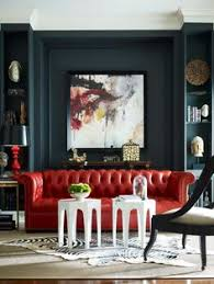 diana parrish design and photography emerson et cie via masins fine furniture this is not the red leather sofa from the the red chesterfield is the