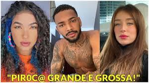 LISA BARCELOS conta detalhes da TRAIÇÃO com NEGO DO BOREL - YouTube