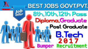 8th 10th 12th Pass Pvt Government Jobs Youtube