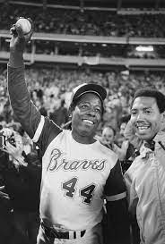 Hank Aaron, Home Run King and Atlanta ...