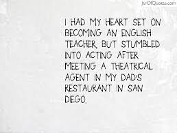 English Teacher Quotes - Jar of Quotes via Relatably.com