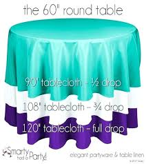 purple 70 inch round tablecloth plastic lavender in use party city table cloth size guide for