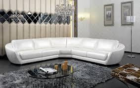 contemporary italian furniture. contemporary italian white pearl leather sectional sofa modernlivingroom furniture