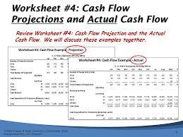 Preparing Cash Flow Projections Ppt Video Online Download