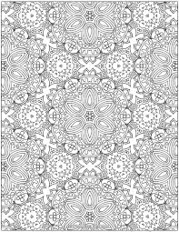 Small Picture Free Printable Abstract Coloring Lovely Intricate Coloring Pages