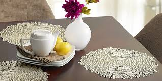 The best <b>placemats</b> you can buy for your <b>dining table</b>