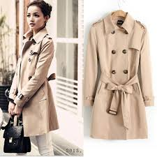 trench coats for women 2018 trench coat 2016 new wo0027s autumn korean temperament slim epaulet wild