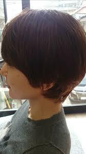 ショートカット失敗ヘルメット 大人女性の髪型心理サイト Max戸来