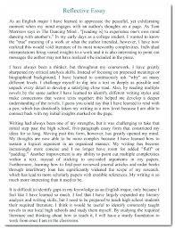 Short Essay Examples Free Free Short Narrative Essay Examples A Example High School Sample