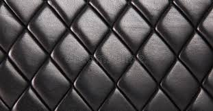 Black Quilted Leather Background Stock Photo - Image of background ... & Download Black Quilted Leather Background Stock Photo - Image of  background, fashioned: 46695462 Adamdwight.com