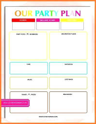 Template Thanksgiving Menu Planner Template Download Dinner Party