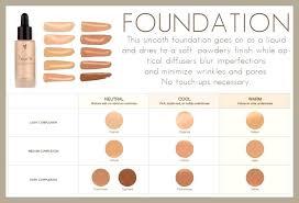 Foundation Color Match Chart Foundation Color Conversion Chart Futurenuns Info