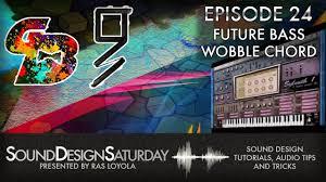 Flume Sound Design Sound Design Saturday 24 Future Bass Chord Flume Grant Bowtie Grey Etc
