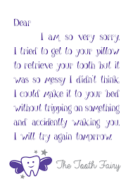 ToothFairy LETTER1