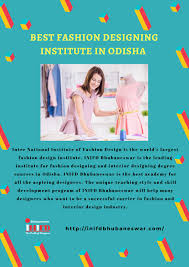 Inifd Fashion Designing Course Fees Best Fashion Designing Institute In Odisha By Inifd