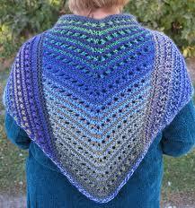 Knit Shawl Pattern Free Interesting Inspiration