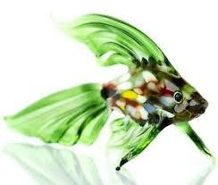 Стеклянная <b>фигурка рыбы</b> - огромный выбор по лучшим ценам ...