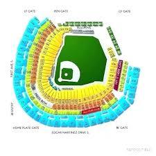 27 Abundant Toronto Blue Jays Seating Chart Row