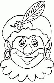 Huureenzwartepietnl Sinterklaas Kleurplaten Om Uit Te Printen