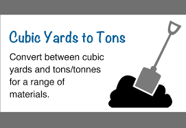 Pounds To Tons Chart Cubic Yards To Tons Calculator