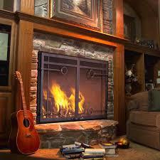 best glass cover scott credit union glass glass fireplace cover fireplace cover scott credit union marvelous
