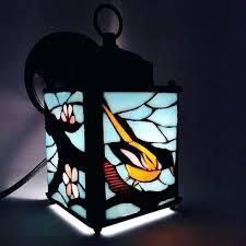 stained glass outdoor light fixtures glass mosaic porch light outdoor light oriole bird orioles mosaic light