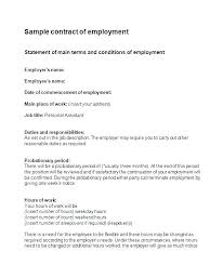 Simple Service Contract Simple Service Contract Template Doc Agreement Basic Service