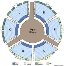 Le Reve The Dream Seating Chart Best Picture Of Chart
