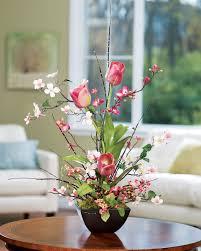 SplendidArtificialFlowerArrangementsForHomeDecoratingIdeas Artificial Flower Decoration For Home