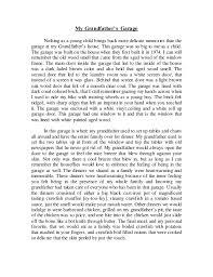 essay cover page  p r i n c i p l e s o f c o m p o s i t i o n 2 my grandfather s
