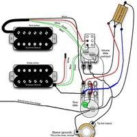hum vol tone wiring pictures images photos photobucket 2 hum 1 vol 1 tone wiring photo 2 hum 1 vol 2