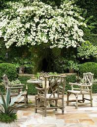 Outdoor Faux Bois Furniture to Love