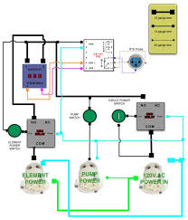 contactor vs relay home brew forums Contactor Relay Schematic click image for larger version name rims circuit jpg views 4983 size contactor relay schematic