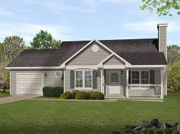 Marley Ranch Home Plan D    House Plans and More