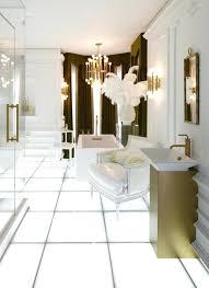 elegant wall sconce to loos bathroom design based on a jonathan adler meurice rectangle chandelier