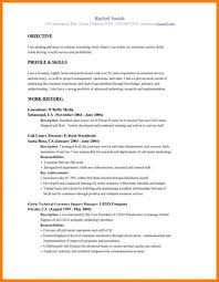 Import Export Clerk Sample Resume | Ophion.co