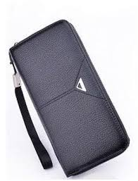 Long Wallet Purse Clutches can hold Mobile, Coins, Cards and Money for men  and women