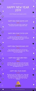Happy New Year 2019 Happy New Year 2019 Quotes Messages Statuses