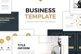 Free Business Templates For Powerpoint 50 Best Free Powerpoint Templates On Behance