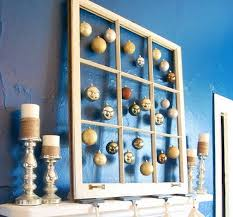 11 window ornament display