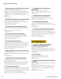 annual scholarship and internship guide atlanta tribune the  scholarshipguide2 scholarshipguide3 scholarshipguide4