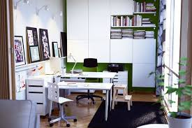 double office desk. the workspaces we really want double office desk